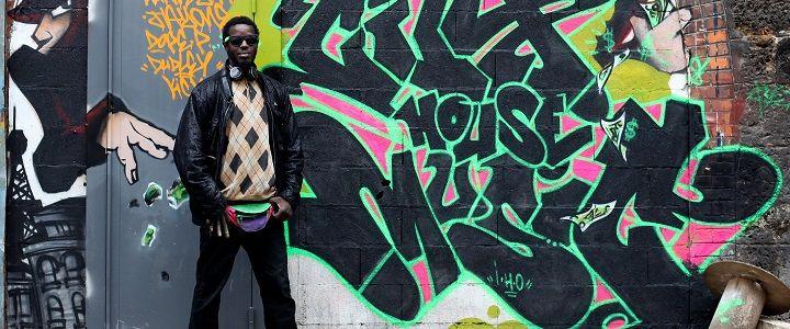 Dudley Slang - Kaïra City House Music