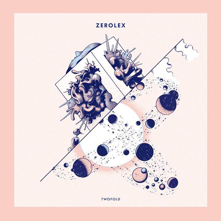 zerolex twofold ep release cascade records davy croket artwork